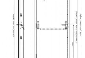 Технические характеристики металлических дверей