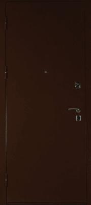 Металлическая дверь СМК на заказ БЮДЖЕТ
