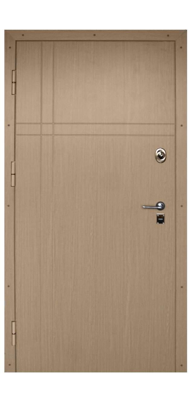 Дверь вторая входная порошковой покраски М-2