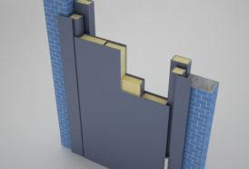 Гнутосварная конструкция на профильных трубах