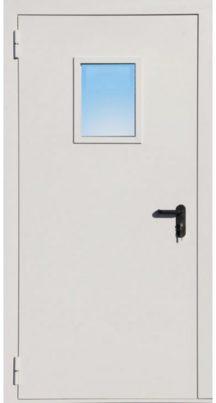 Дымогазонепроницаемая дверь EIWS60