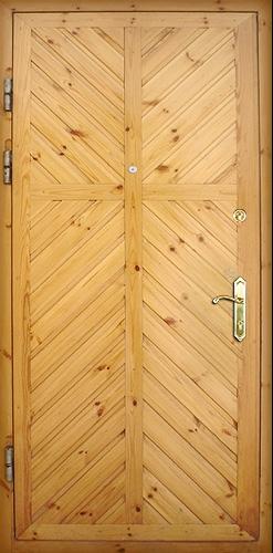 Дверь внутренняя В-10 порошковой покраски