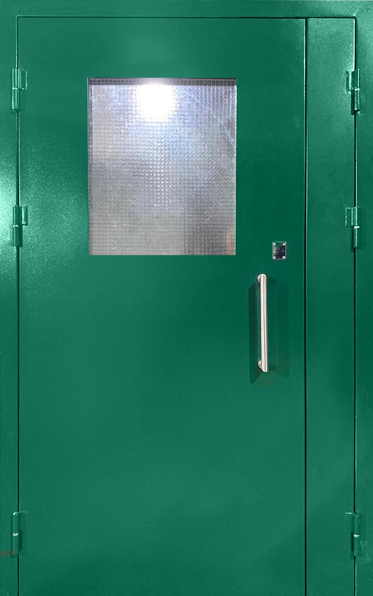 Металлическая дверь Т-6