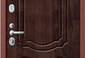 Новые современные конструкции металлических дверей