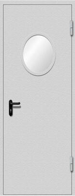 Дверь EIS-30 с круглым окошком