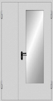 Дверь со стеклом EIS-30