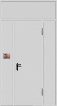 Противопожарная дверь EIWS-60